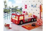 Łóżko dla dziecka: Franek Wóz Strażacki