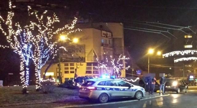 Pijana kobieta kierująca samochodem została zatrzymana po pościgu