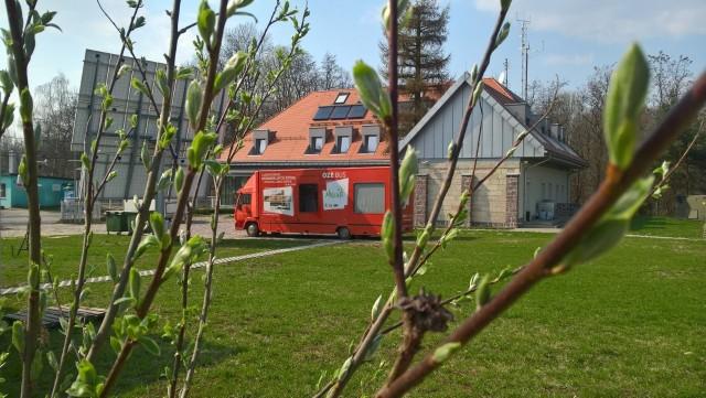 Centrum Zrównoważonego Rozwoju i Poszanowania Energii w Miękini na terenie AGH