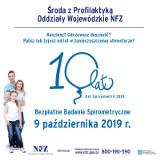 Bezpłatne badania spirometryczne w Rzeszowie już w środę