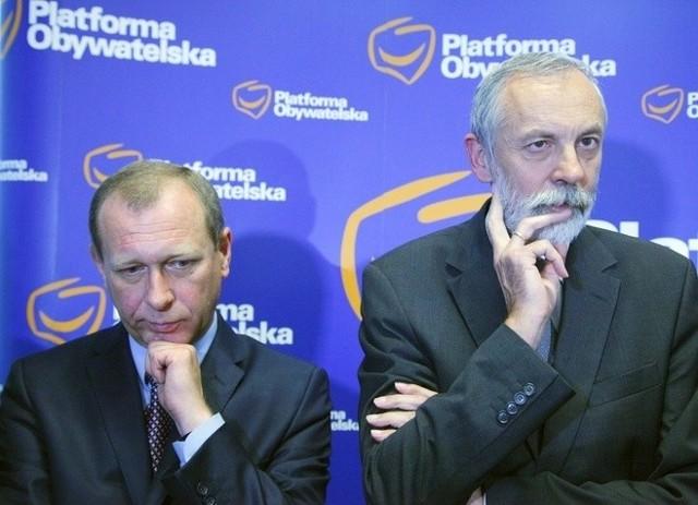Zarówno Rafał Grupiński (na zdjęciu), jak i Waldy Dzikowski myślą o zawarciu porozumienia z Ryszardem Grobelnym, by ten nie kandydował. Wszystko po to, by zwiększyć szansę członka PO w wyborach prezydenckich.