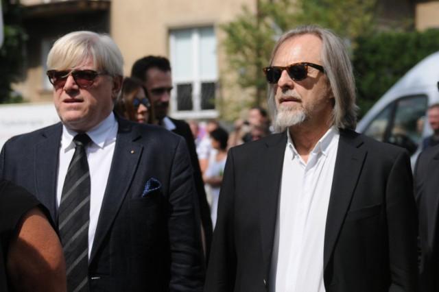 Pogrzeb Jana Kulczyka: Znani pożegnali milionera