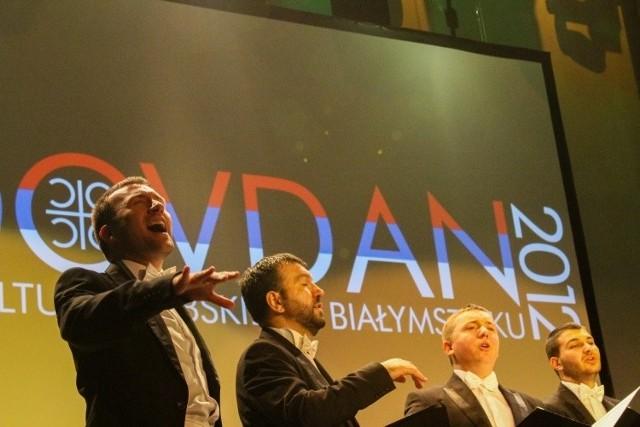 Zespół Constantine z Niszu wywołał ekstatyczne okrzyki na widowni