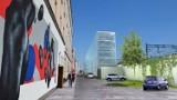 Katowice: wielopoziomowe parkingi w centrum. Jest drugi przetarg WIZUALIZACJE