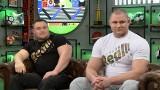 Strongman Mateusz Kieliszkowski o swoich początkach, przyszłości w MMA, diecie siłacza i treningu na wsi