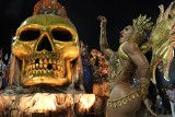 Karnawał w Rio de Janeiro 2020. Zobaczcie zdjęcia z szalonej zabawy na sambodromie!