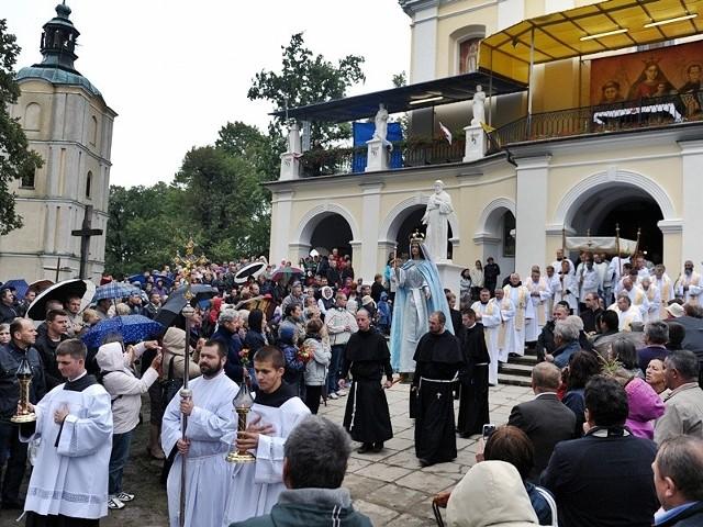 Wielki Odpust w Kalwarii Pacławskiej potrwa od niedzieli do czwartku 15 sierpnia.