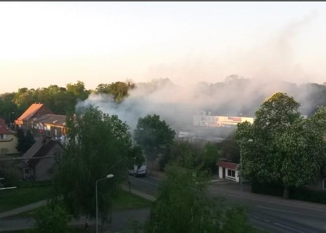 Wielu mieszkańców Strzelec Krajeńskich twierdziło, że eksplodował samochód z butlą gazową. Okazało się jednak, że eksplozji nie było. Był jednak pożar, wywołany zwarciem instalacji elektrycznej.