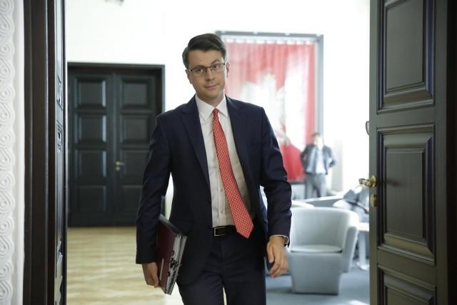 - Wiele państw unii Europejskiej jest jeszcze na początku tego procesu podobnie jak Polska- przyznał.