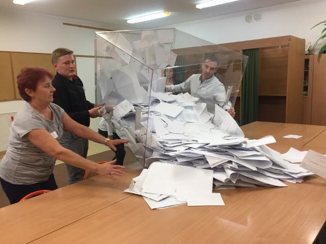 Tak było podczas wyborów samorządowych 2018 w Oleśnie.