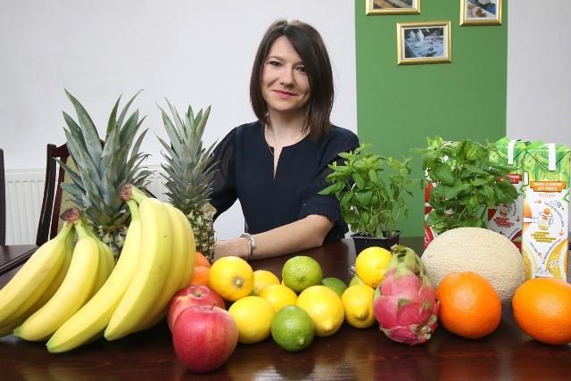 Dietetyk Kamila Sobaś poleca na nerki sok z cytryn