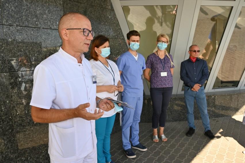 Koronawirus zbiera krwawe żniwo w Świętokrzyskiem. Pacjenci chorzy na raka za późno zgłaszają się do szpitala [WIDEO]
