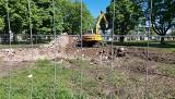 Rozpoczął się remont fontanny w Parku Widzewskim - jeden z wielu projektów Łódzkiego Budżetu Obywatelskiego