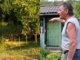 Potężne stado dzików zaatakowało działkowicza w Lublinie. Mieszkańcy boją się nie tylko o uprawy, ale też o swoje życie