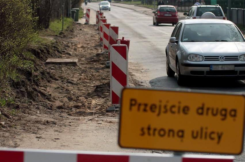 Nowe połączenia drogowe na osiedlu Kotuli są już zaplanowane i przygotowania do ich budowy trwają.