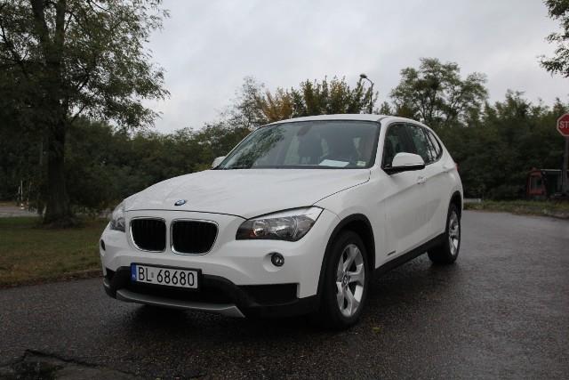 BMW X1, rok 2013, 2,0 diesel, cena 45 500zł
