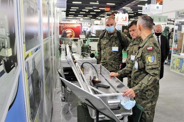 Wynalazki opolskich żołnierzy budzą zainteresowanie przemysłu obronnego.