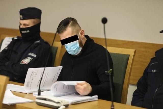 Paweł M. przed krakowskim sądem