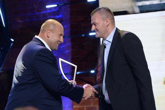 Adam Malcher swojego Gladiatora odebrał od innego mistrza - Piotra Małachowskiego.