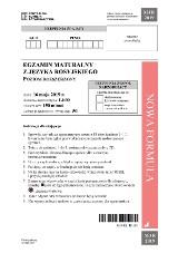 MATURA 2019: Język rosyjski ROZSZERZENIE. Odpowiedzi, arkusze CKE, zadania maturalne [POZIOM ROZSZERZONY, 16.05.19]