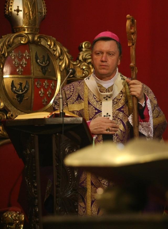 Piąta rocznica ingresu arcybiskupa Józefa Kupnego