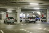 Port Łódź zaprasza całodobowo na podziemny parking w czasie burzy. Na chętnych czeka ponad tysiąc miejsc pod dachem