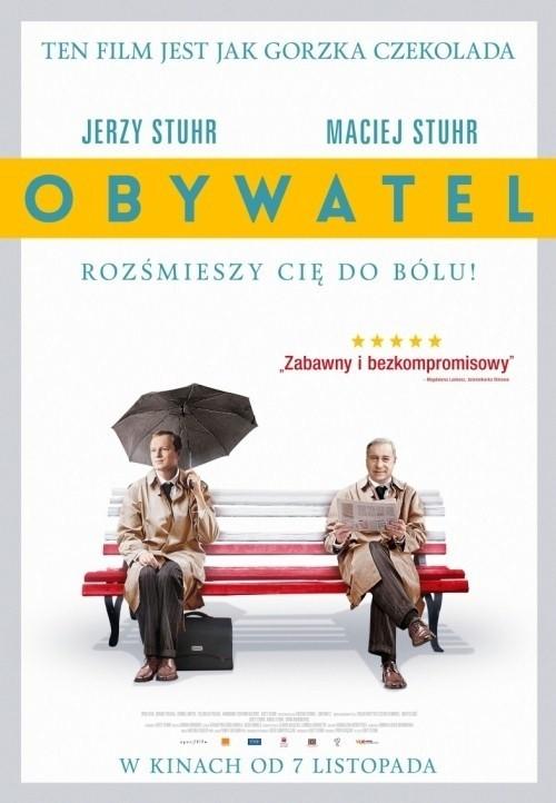 Polska gęba Stuhra. Obywatel z dystansu