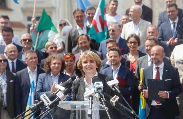 Prezydent Zdanowska zostanie odwołana.