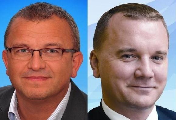 Adam Roszak i Adam Straszyński.