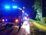 Netta Druga. Śmiertelny wypadek na drodze Augustów - Grajewo [ZDJĘCIA]