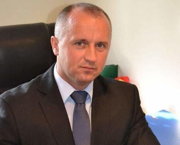 Andrzej Bycka jest w ostrym sporze z wojewodą Marcinem Jabłońskim.
