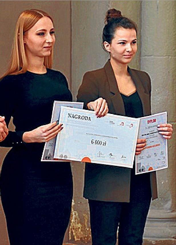 Alicja Wieczorkiewicz i Aleksandra Kozłowska
