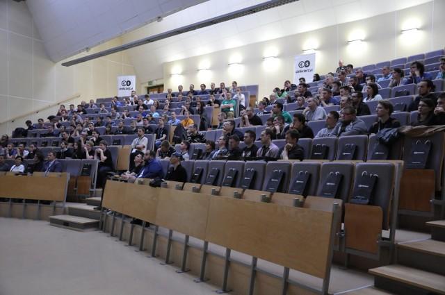 Transmisja na żywo z konferencji Google I/O w Zielonej Górze.