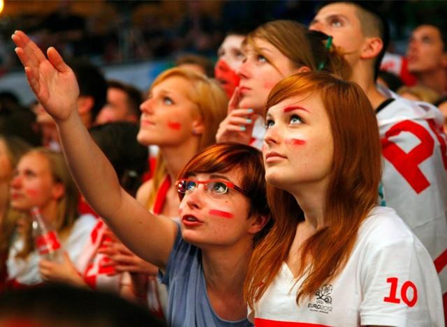 Tak bawił się Poznań w czasie Euro 2012