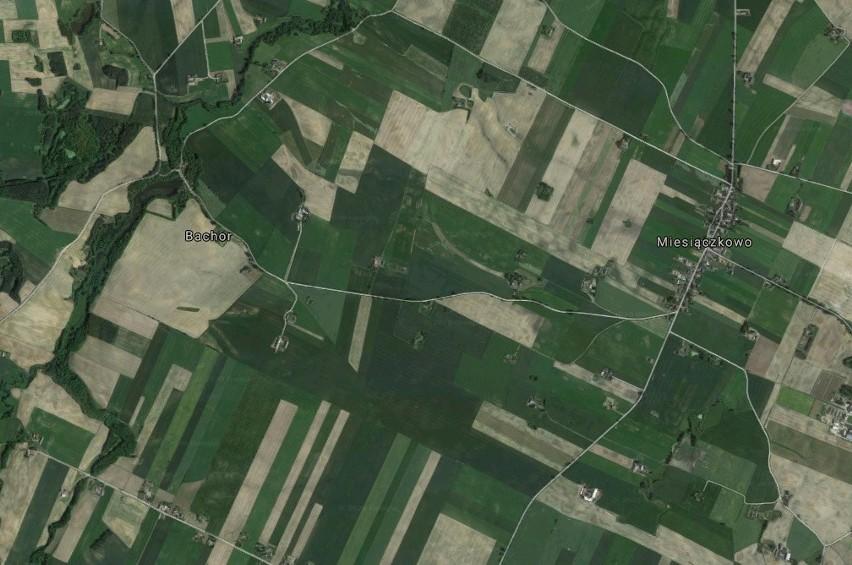 Bachor - osada w Polsce położona w województwie...