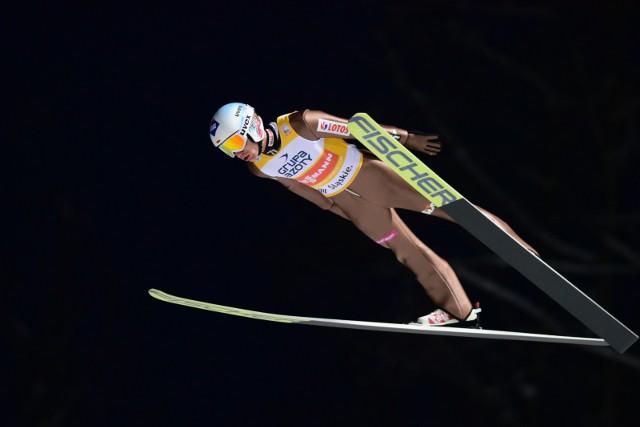 Kamil Stoch znowu na podium Pucharu Świata