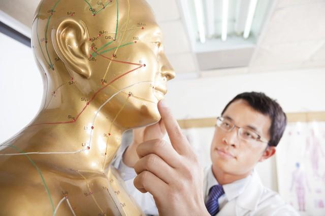 Tradycyjna Medycyna Chińska bazuje m.in. na pojęciu meridianów, czyli linii przemieszczania się w ciele energii określanej jako qi
