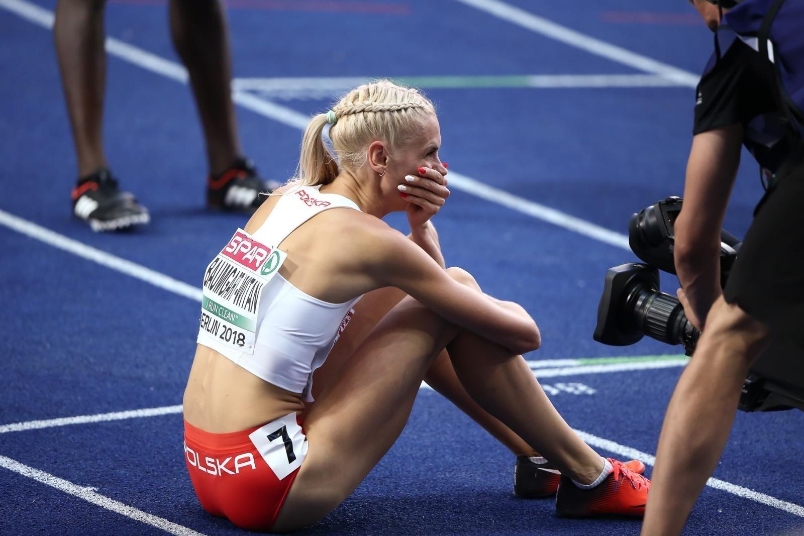 W weekend nieoficjalne mistrzostwa świata sztafet. Niestety, bez Igi Baumgart-Witan | Express Bydgoski