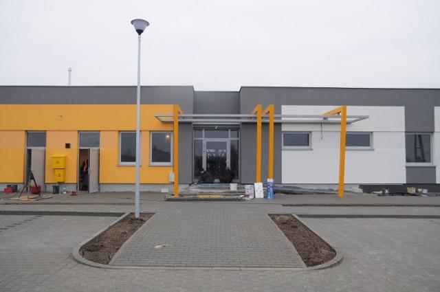 Budowa miejskiego żłobka na ul. Górnej w Opolu.