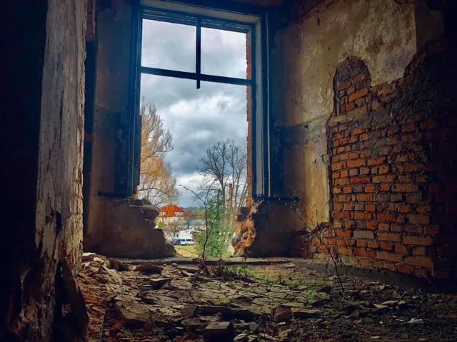 Los ruin zamkowych w Świebodzinie wciąż jest niepewny.