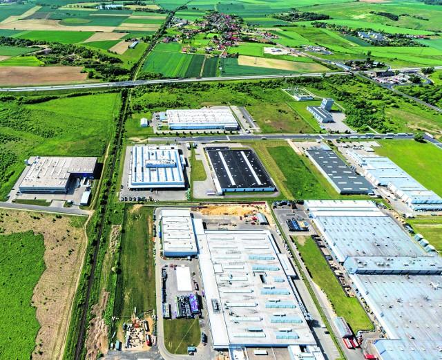 Legnicka Strefa przyciąga inwestorówW firmach legnickiej strefy pracuje ponad 12,6 tys. osób