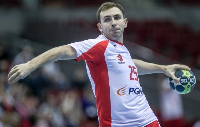 Najskuteczniejszy w polskim zespole Arkadiusz Moryto.