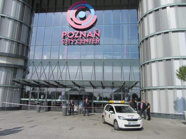 Sufit w Poznań City Center zawalił się rok temu, kilka miesięcy po otarciu centrum