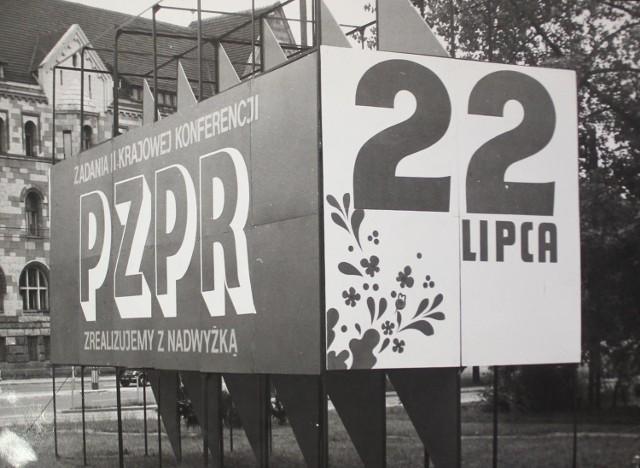 Dobrze, że PZPR niektórych zadań w Łodzi nie zrealizowała jednak z nadwyżką... Na następnych slajdach zobaczycie to, co Łódź zyskała w PRL
