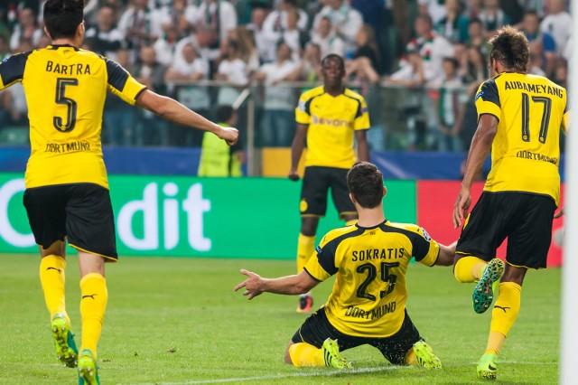 LM: Borussia - Tottenham ONLINE. Transmisja meczu w internecie 21.11.2017 (wideo)