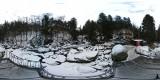 Piechowice - miasto wodospadów i szkła [#Zima z Dolnym Śląskiem]