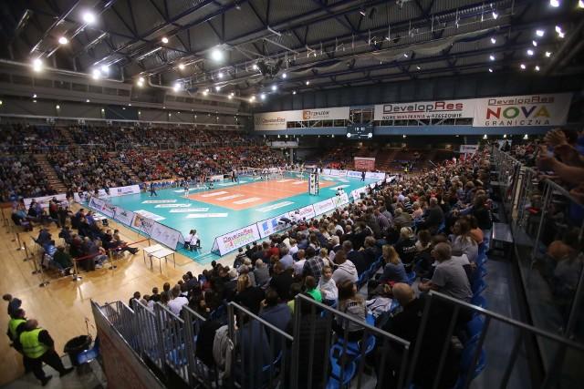W hali na Podpromiu może się odbyć inauguracja zarówno PlusLigi jak i Tauron Ligi w sezonie 2020/21.