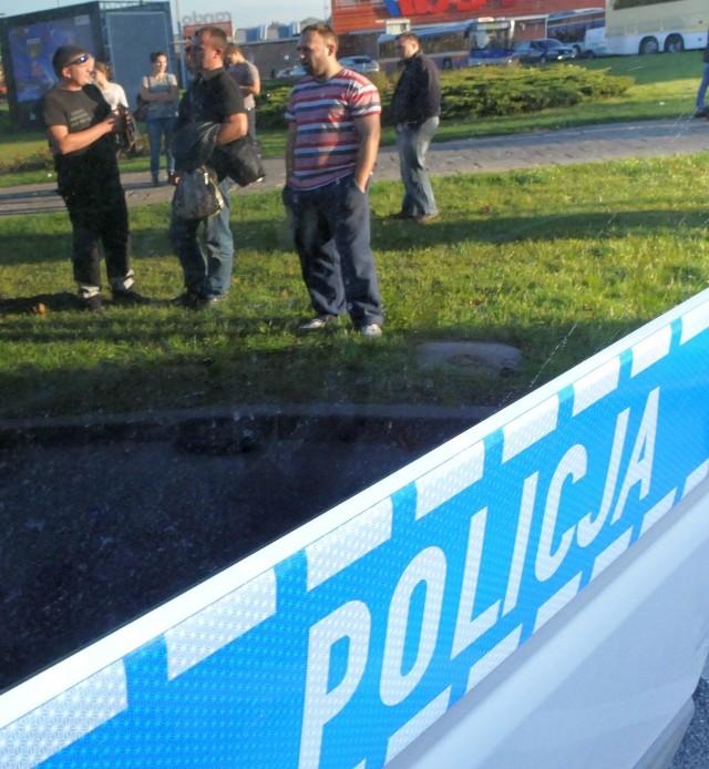 Do kolizji doszło około godz. 9 rano w okolicy pl. Poznańskiego w Bydgoszczy.