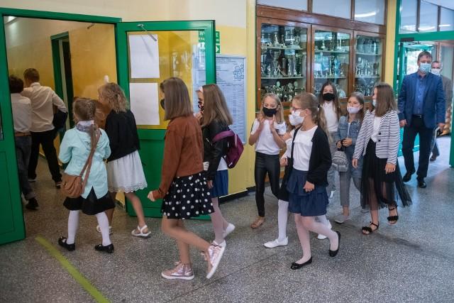 Rodzice uczniów szkół podstawowych wystosowali list otwarty do rządzących