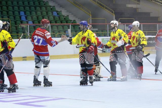 O sile reprezentacji Polski w hokeju na łyżworolkach w znacznej mierze stanowią opolanie